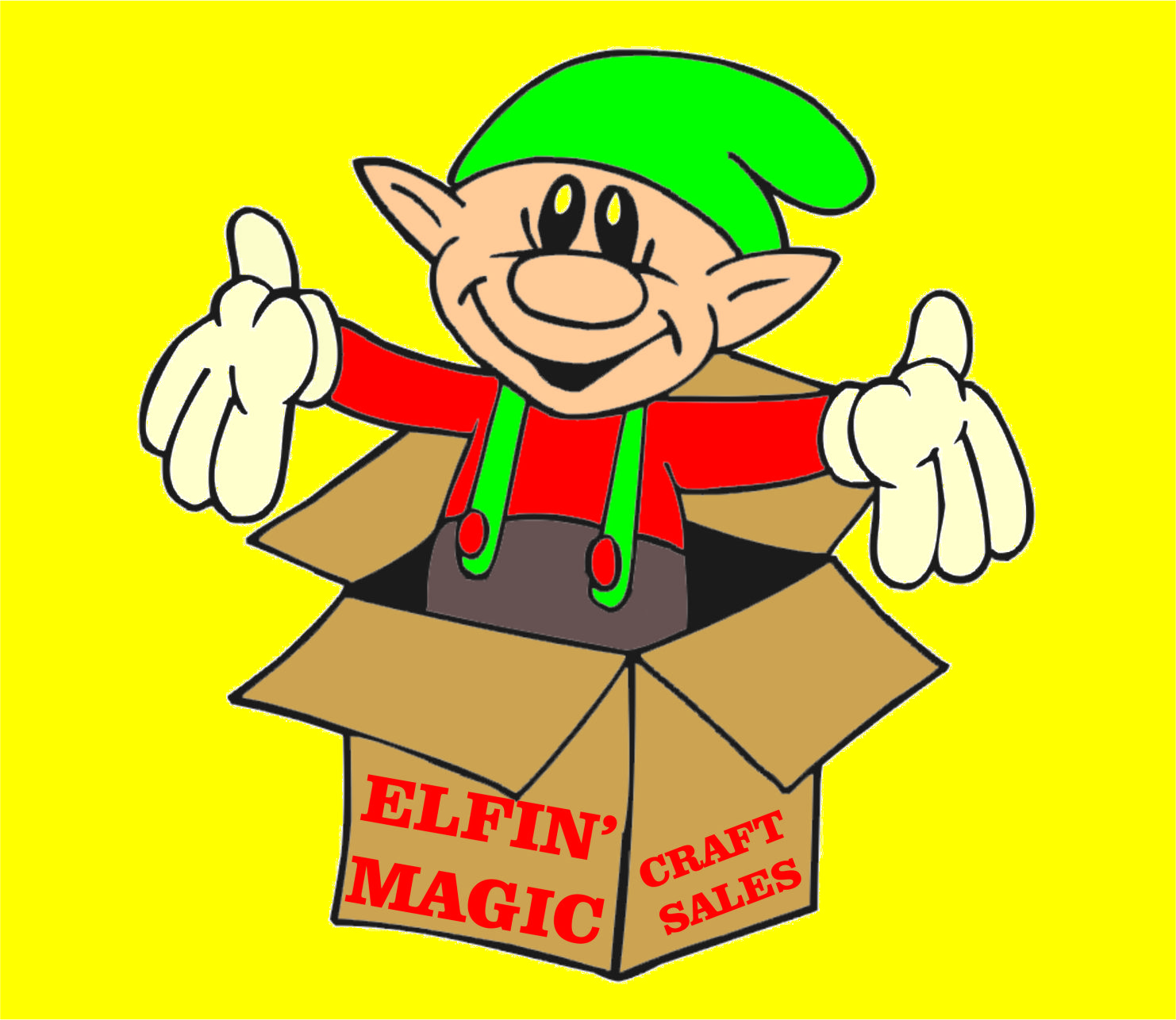 Elfin' Magic Craft Sale
